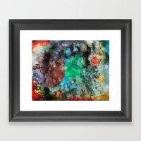 Lofoten Framed Art Print