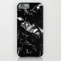 iPhone & iPod Case featuring Darth Vader's Hidden Talent by bionicman31
