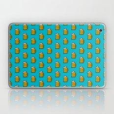 Beer Pattern - Icon Prints: Drinks Series Laptop & iPad Skin