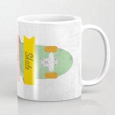 Skate or Die. Mug