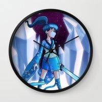 Pluto Princess Wall Clock