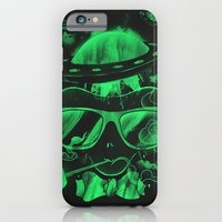 iPhone & iPod Case featuring Hipster Invasion by choppre
