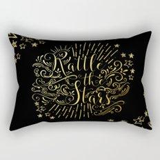 Rattle The Stars Rectangular Pillow
