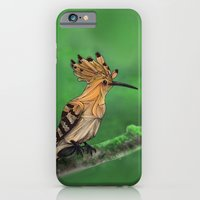iPhone & iPod Case featuring Upupa by Ben Geiger