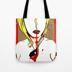 She Left Her Heart In Michigan Tote Bag