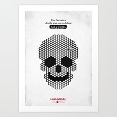 Hannibal - Takiawase Art Print