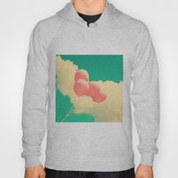 Happy Pink Balloons On R… Hoody