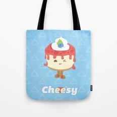 Cheese Cake Tote Bag