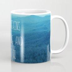 The Mountains Are Callin… Mug
