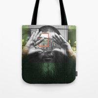 AiWeiWei, Martin Und Die… Tote Bag