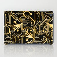 Techno Organic  iPad Case