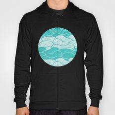 The Calm and Stormy Seas Hoody