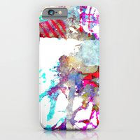 iPhone & iPod Case featuring why by seb mcnulty