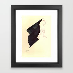 MRK Framed Art Print