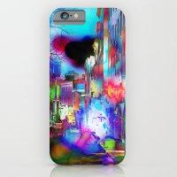 Boston Lights Remix iPhone 6 Slim Case