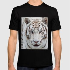 TIGER TIGER SMALL Mens Fitted Tee Black