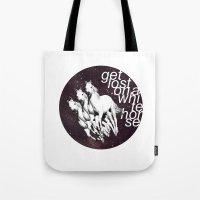 Get Lost... Tote Bag
