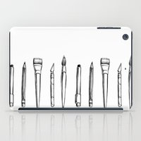 Tools Of The Trade iPad Case