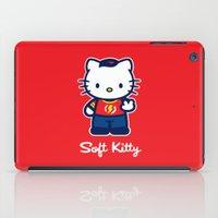 Soft Kitty iPad Case