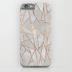 Shattered Concrete iPhone 6 Slim Case