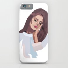 Miss Lana 60s Style iPhone 6 Slim Case
