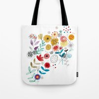 flowers_2 Tote Bag
