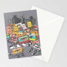 Digital Ruins Our Life Stationery Cards