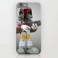 Boba Skull iPhone 6 Slim Case
