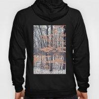 Snow in the Woods Hoody