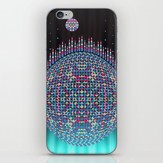 The Lost City iPhone & iPod Skin