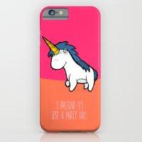 I Pretend It's Just A Pa… iPhone 6 Slim Case