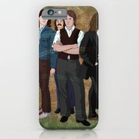 iPhone & iPod Case featuring JPGR by Allen Holt