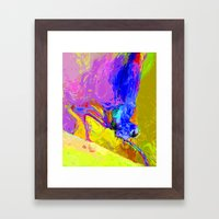 Dragonfly Dream Framed Art Print