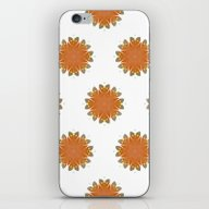 Mandala Spotlight iPhone & iPod Skin