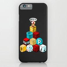 Q*BISM Slim Case iPhone 6s
