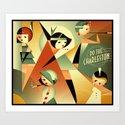 The Jazz Age Art Print