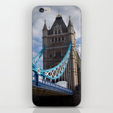 London Tower Bridge iPhone & iPod Skin