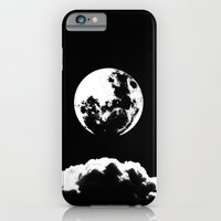 iPhone Cases featuring MOON ASTERY by THE USUAL DESIGNERS