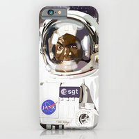 A trip to Planet X iPhone 6 Slim Case