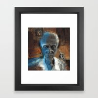Time goes by . . . Framed Art Print