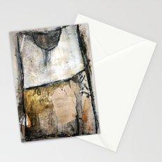 one dress Stationery Cards