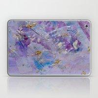 Silver Cloud Laptop & iPad Skin
