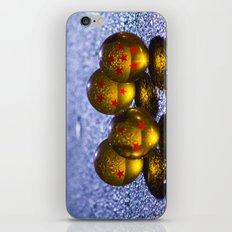 4(DRGNBALLS) iPhone & iPod Skin