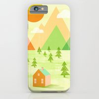 iPhone & iPod Case featuring Prosperous by Jenny Tiffany