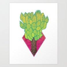 In Summer Art Print