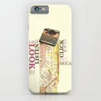iPhone & iPod Case featuring excursion - #3 by Mikey Maruszak