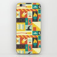King's Cross - Harry Pot… iPhone & iPod Skin