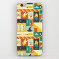 King's Cross - Harry Potter iPhone & iPod Skin
