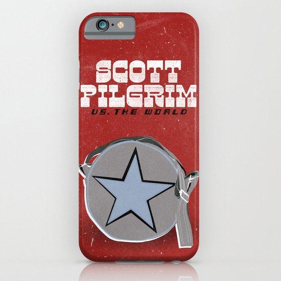 Scott Pilgrim VS The World iPhone & iPod Case