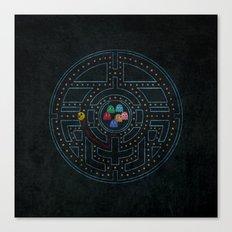 Play Canvas Print